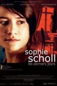 Affiche du film : Sophie scholl, les derniers jours