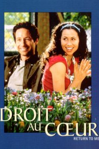 Affiche du film : Droit au coeur