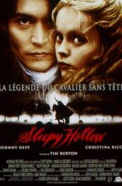 Affiche du film : Sleepy Hollow, la légende du cavalier sans tête