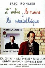 background picture for movie L'arbre, le maire et la médiathèque