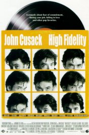 Affiche du film : High fidelity