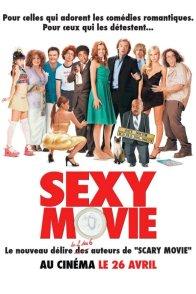 Affiche du film : Sexy movie