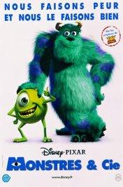 Affiche du film : Monstres & Cie