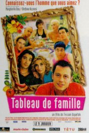 background picture for movie Tableau de famille