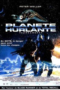 Affiche du film : Planète hurlante