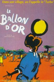Affiche du film : Le ballon d'or