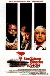 background picture for movie Une saison blanche et sèche