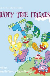 background picture for movie Happy tree friends