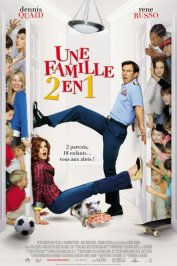 background picture for movie Une famille 2 en 1