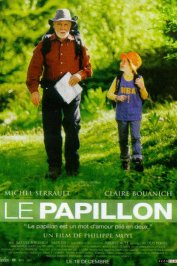 background picture for movie Le papillon