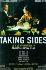 Affiche du film : Taking sides (le cas furtwangler)
