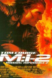 background picture for movie Mission : impossible 2