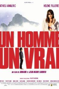 Affiche du film : Un Homme, Un Vrai