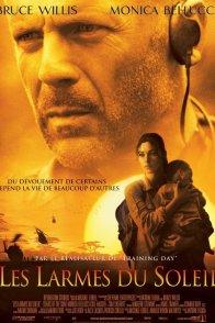 Affiche du film : Les larmes du soleil