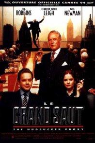 Affiche du film : Le grand saut