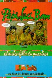 background picture for movie Pepi, Luci, bom, et autres filles du quartier