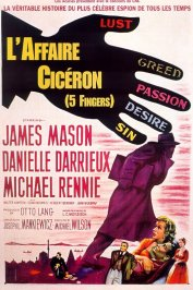 background picture for movie L'affaire Cicéron