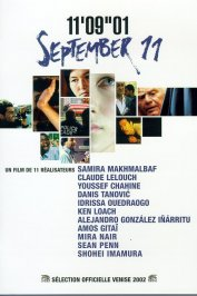 background picture for movie 11'09''01, september 11