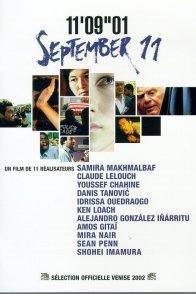 Affiche du film : 11'09''01, september 11