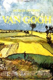 background picture for movie Van Gogh