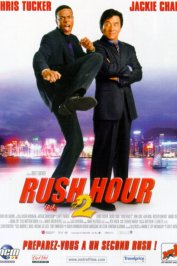 background picture for movie Rush hour 2