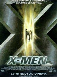 Affiche du film : X-men