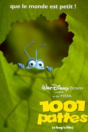 background picture for movie 1001 pattes