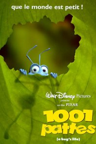 Affiche du film : 1001 pattes