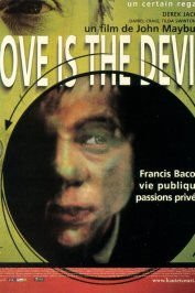 background picture for movie Love is the devil