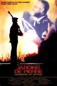 Affiche du film : Jardins de pierre