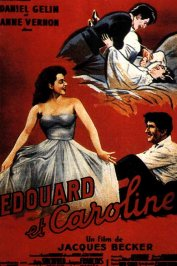 background picture for movie Edouard et caroline