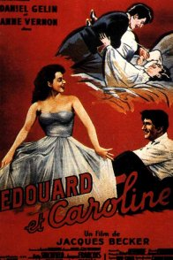 Affiche du film : Edouard et caroline