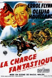 background picture for movie La charge fantastique