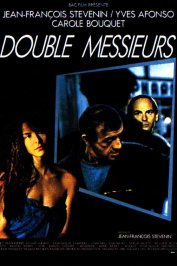 background picture for movie Double messieurs