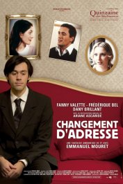 background picture for movie Changement d'adresse