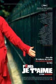 Affiche du film : Paris je t'aime