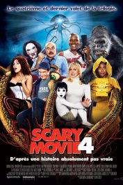 background picture for movie Scary movie 4