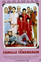 background picture for movie La famille Tenenbaum