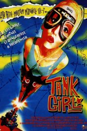 background picture for movie Tank girl