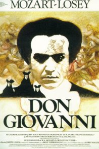 Affiche du film : Don Giovanni