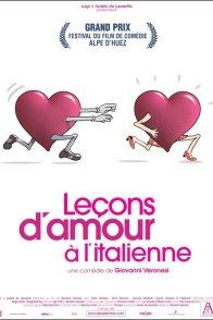 Affiche du film : Lecons d'amour a l'italienne