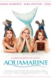 background picture for movie Aquamarine