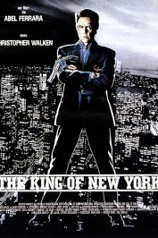 background picture for movie The King of new york