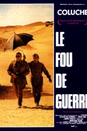 background picture for movie Le fou de guerre