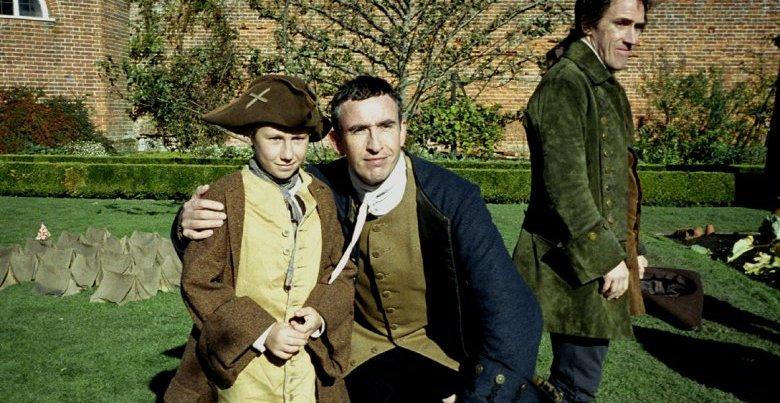 Tournage dans un jardin anglais le film for Jardin anglais marseille
