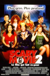 background picture for movie Scary movie 2