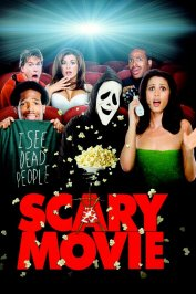 background picture for movie Scary movie