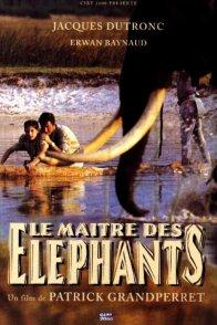 Affiche du film : Le maitre des elephants