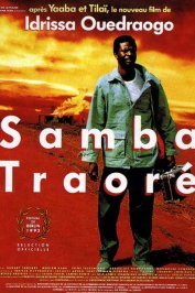 background picture for movie Samba traore