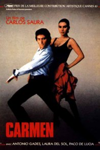 Affiche du film : Carmen